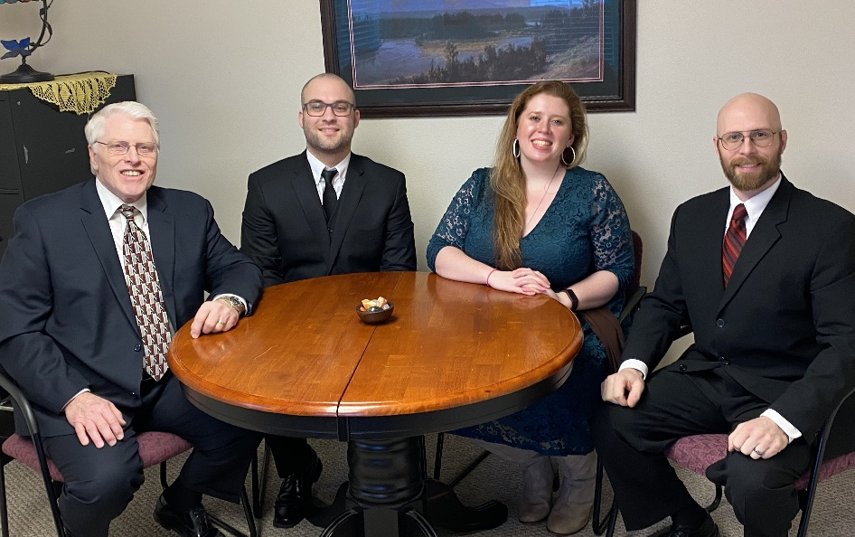 Kerr McVey Sheaffer & Associates Stephen Sheaffer Jason Stralka Kylie Kroeker Matthew Sheaffer