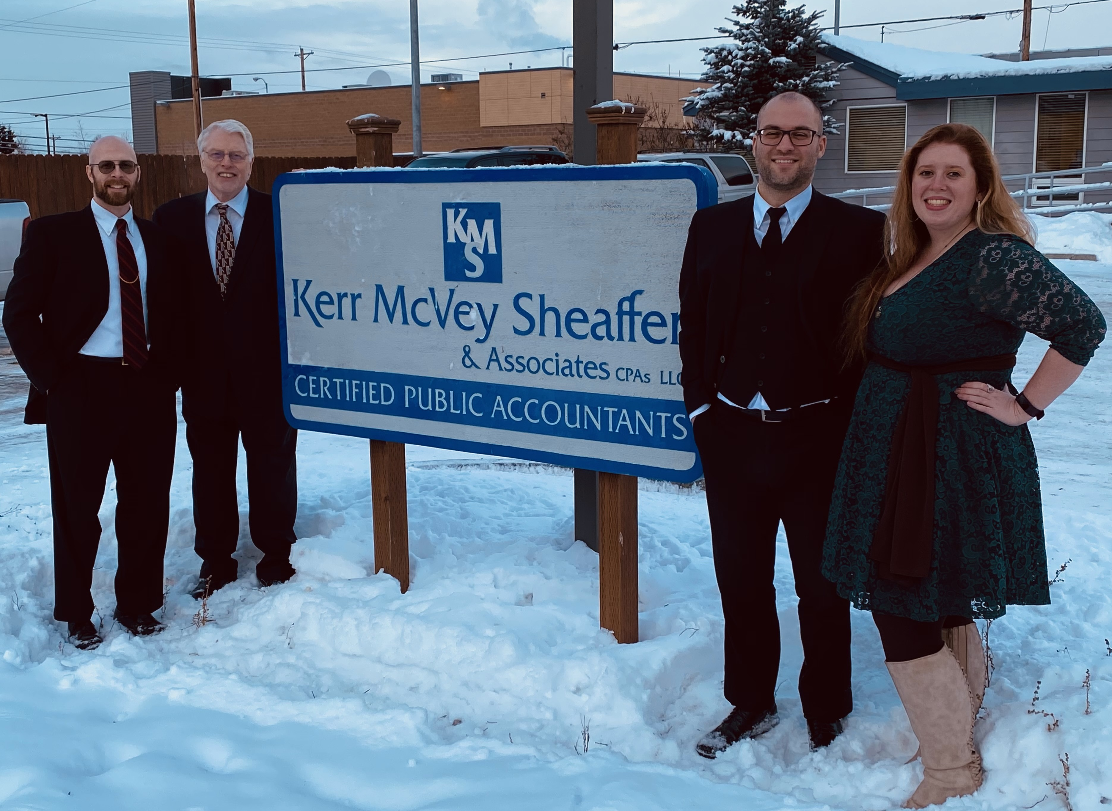 Kerr McVey Sheaffer & Associates Matthew Sheaffer Stephen Sheaffer Jason Stralka Kylie Kroeker